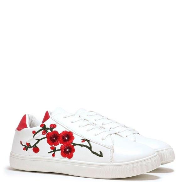 Nasty gal shoes sneakers flowers roses poshmark nasty gal sneakers shoes flowers roses mightylinksfo